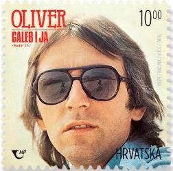 克罗地亚9月28日发行克罗地亚音乐邮票