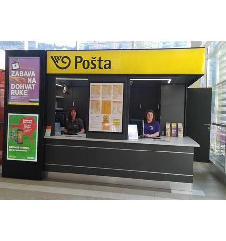 Otvoren PU 51118 Rijeka u trgovačkom centru Super Konzum u Rijeci u naselju Škurinje