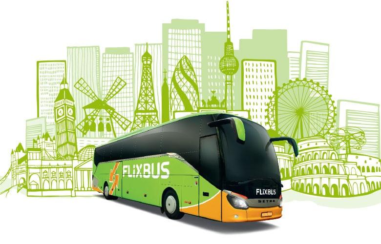 Hrvatska Posta Flixbus Tickets