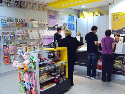 Obavijest za korisnike Poštanskog ureda 35105 Slavonski Brod