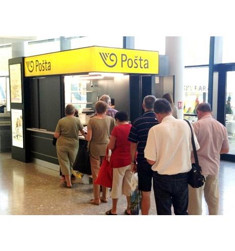 Ponovno otvoren poštanski ured u Garden Mallu