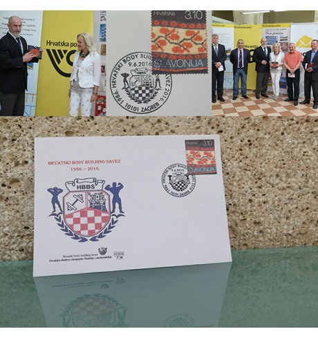 30 godina postojanja Hrvatskog body building saveza