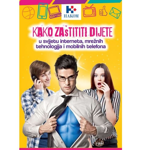 """Predstavljena brošura """"Kako zaštititi dijete u svijetu interneta, mrežnih tehnologija i mobilnih telefona"""""""