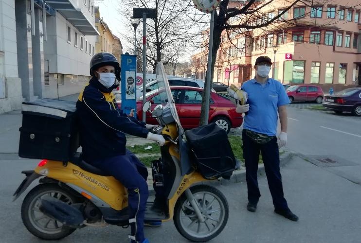 Hrvatska Posta Preporucena I Vrijednosna Posiljka