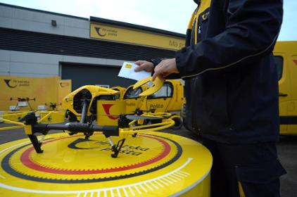 Croatian Post successfully made its first drone delivery